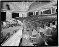 INTERIOR, BALCONY, LOOKING SOUTHEAST - State Theatre, 238-244 Liberty Street, Schenectady, Schenectady County, NY HABS NY,47-SCHE,33-13.tif