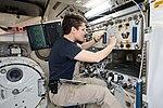 ISS-59 Anne McClain works inside the Kibo lab (1).jpg