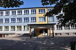 Education in Poland - Image: I Liceum Ogólnokształcące w Białymstoku