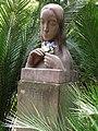 I Wish - Sculpture by Arthur Fleischmann - Botanical Gardens - Sydney - Australia (11202913126).jpg