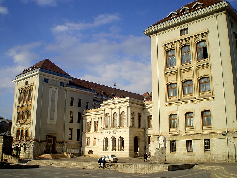 Fișier:Iaşi , University of Medicine and Pharmacy 4.JPG