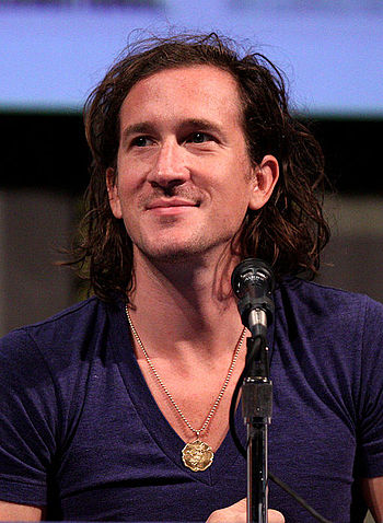 English: Ian Brennan at the 2011 Comic Con in ...