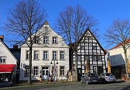 Kirchplatz in Steinfurt