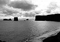 Iceland - Black And White - Dyrholaey - Road Trip (4890579136).jpg