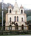 Iglesia de Santa Bárbara. Fábrica de armas de Trubia.jpg
