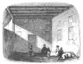 Illustrirte Zeitung (1843) 13 203 2 Das Gefängniß der Lady Sale.png
