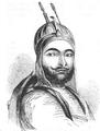 Illustrirte Zeitung (1843) 13 204 2 Mohamed Akhbar Khan.png