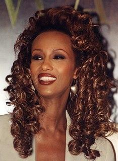 Iman (model) Somali model, actress, and entrepreneur