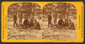 In a camp of deer hunters, by Bennett, H. H. (Henry Hamilton), 1843-1908.png