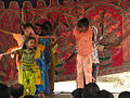 India - Sights & Culture - Traditional dancing in a village festival 01 (4039624074).jpg