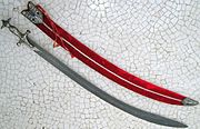 Indian tulwar - talwar sword.jpg