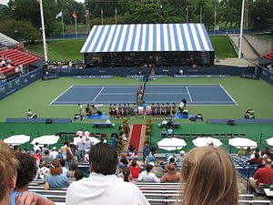 1987 Pan American Games - After the Pan Am Games, the Indianapolis Tennis Center became the annual venue for the Indianapolis Tennis Championships.