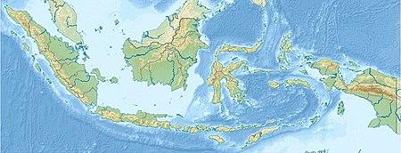 Ngandong is on northeast Java