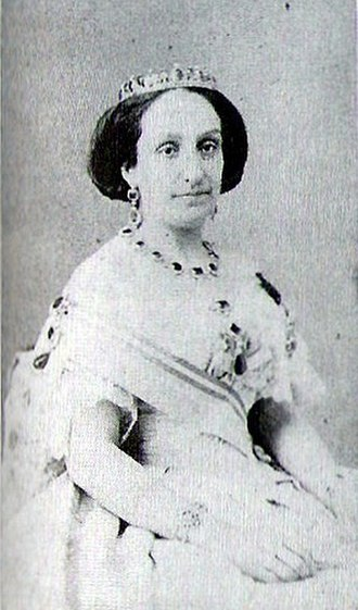 Infanta Luisa Fernanda, Duchess of Montpensier - Image: Infanta luisa fernanda