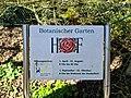 Infoschild Botanischer Garten Hof 20200406 03.jpg