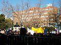 Inici de la manifestació per l'Ensenyament Públic i de Qualitat, 29 de febrer, València.JPG