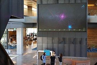 Cerner - Image: Innovations first floor
