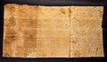 Inscribed Linen Sheet from Tutankhamun's Embalming Cache MET 09.184.693 0009 1.jpg