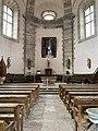 Intérieur de l'église Saint-Louis de Mont-Dauphin (juillet 2020).jpg