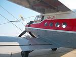Interflug Antonow An-2 (D-FOND) bei den Bautzener Flugtagen 2015 (6).JPG