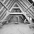 Interieur, kapconstructie, tijdens restauratie - Terworm - 20351858 - RCE.jpg