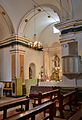 Interior de l'església de santa Anna, Campell, la Vall de Laguar.JPG