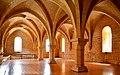 Interior detail of Poblet Monastery (49787759447).jpg