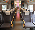 Interior of Flytoget train from Oslo Airport (14929891854).jpg