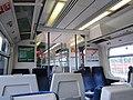 Interior of class 365 train at Cambridge, England - IMG 0739.JPG