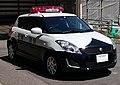 Investigation vehicle of Yamagata police.jpg