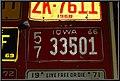 Iowa 1966 license plate.jpg