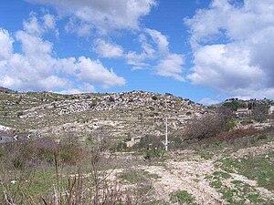 Sant'Ippolito (hill) - Image: Ippolito 1