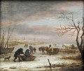 Isaac van Ostade Eislandschaft.JPG
