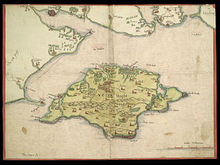 John Rudd (cartographer) British cartographer