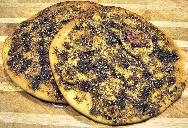 Manakeesh. From Top 10 Things to Eat in Jordan