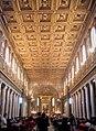 Italie Rome Basilique Sainte-Marie-Majeure Nef 20042008 - panoramio.jpg