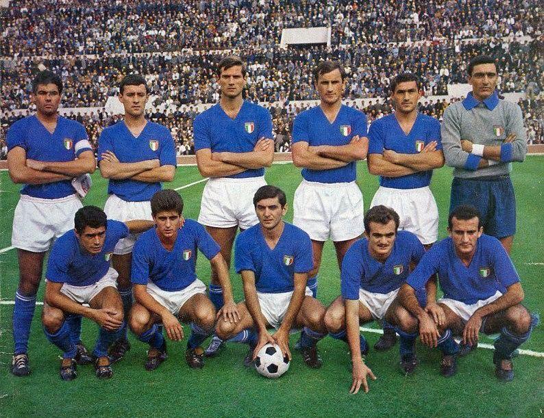 Italy Team - Rome, 1965