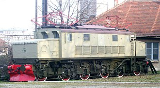 FS Class E.626 - JŽ series E361