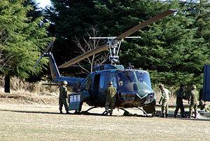JGSDF UH-1H & Type87 mine dispenser 20100110-02.JPG