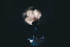 Radwan Ghazi Moumneh - Radwan Ghazi Moumneh performing live.
