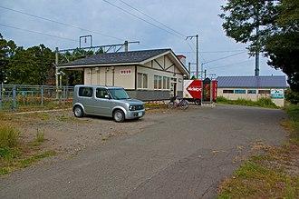 Okunai Station - Okunai Station In September 2009