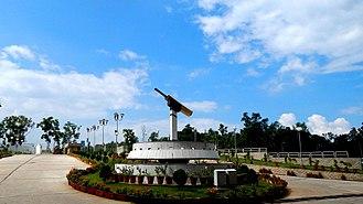 Ranchi - JSCA Cricket Stadium Entrance