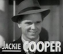 Jackie Cooper in Gallant Sons trailer.jpg