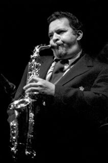 American jazz saxophonist, composer and bandleader