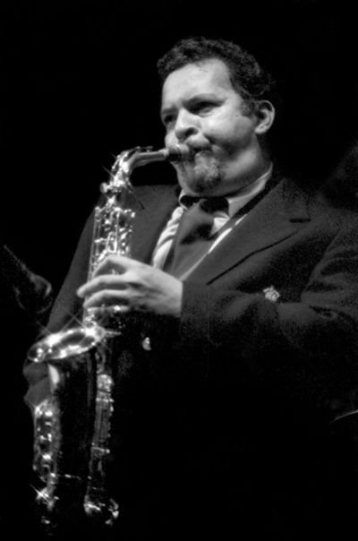 Picture of a band or musician: Jackie Mclean