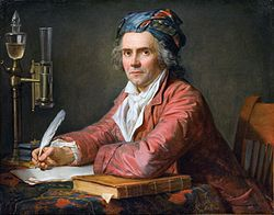 Jacques-Louis David: Portrait of Doctor Alphonse Leroy