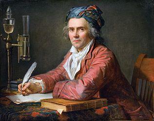 Portrait du médecin Alphonse Leroy