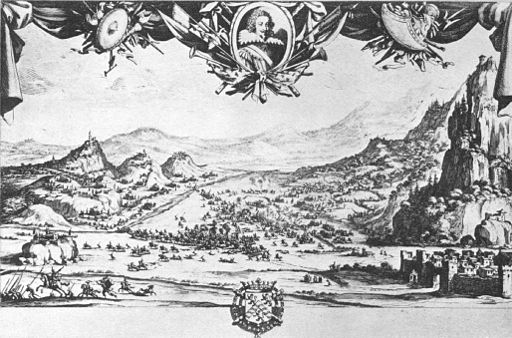 Jacques Callot - The Battle of Avigliana - WGA03778