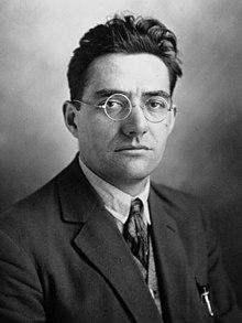 Jacques Doriot, député de la Seine (1929).