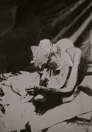 Jagannatha Dasa Babaji - Jagannatha Dasa Babaji circa 1890
